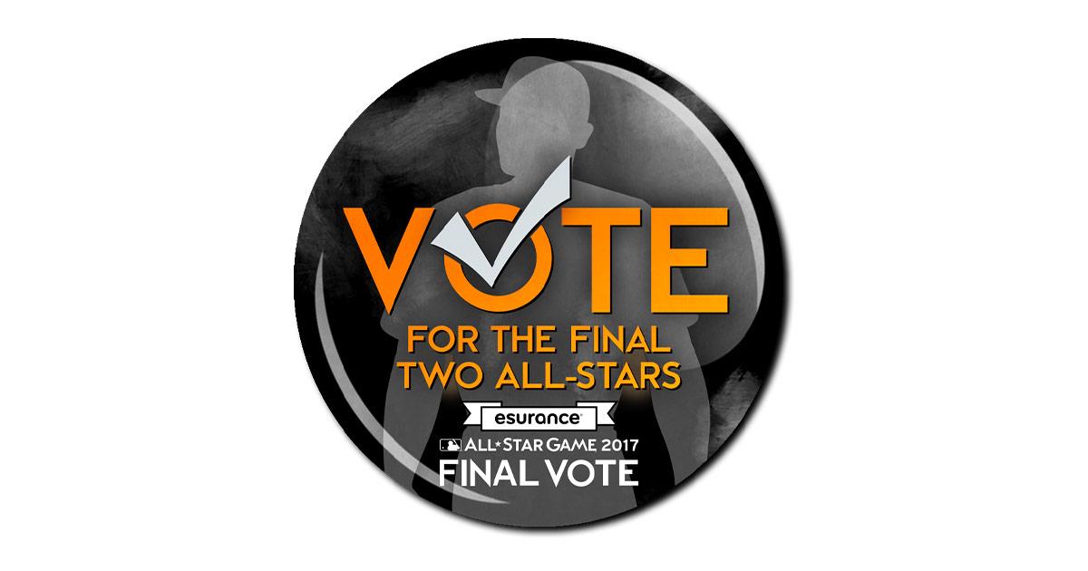 Final Vote | All-Star Ballot | MLB.com