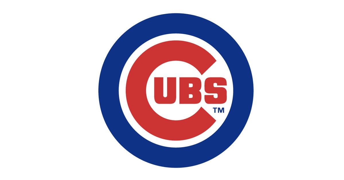 photo about Printable Chicago Cubs Logo identified as Printable Timetable Chicago Cubs