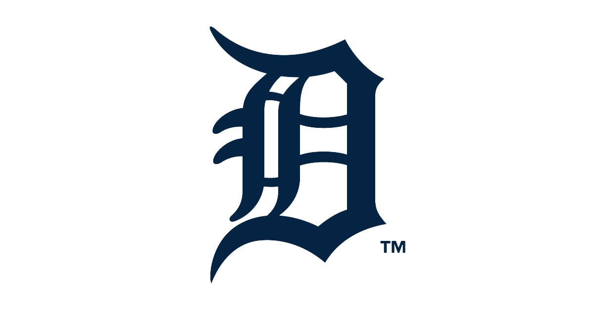 picture about Tigers Printable Schedule identified as Detroit Tigers Routine Detroit Tigers