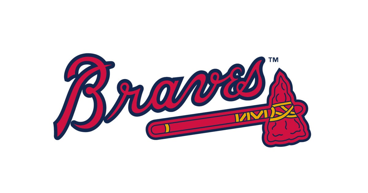 Major league baseball atlanta braves