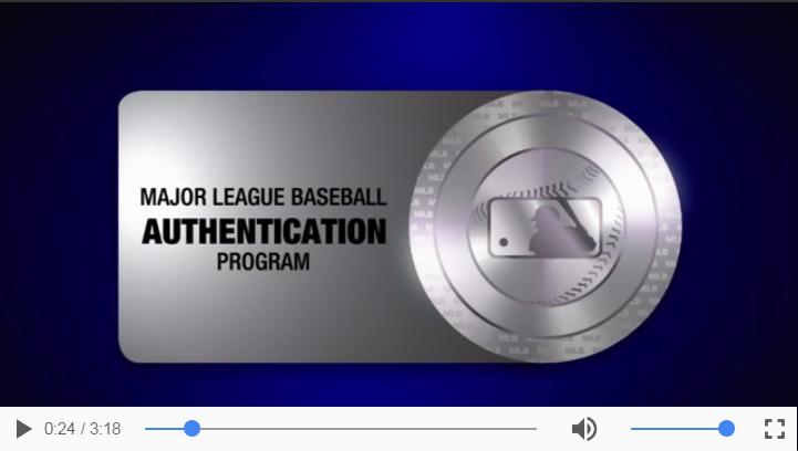 Mlb Authentication Hologram Authenticator Mlbcom