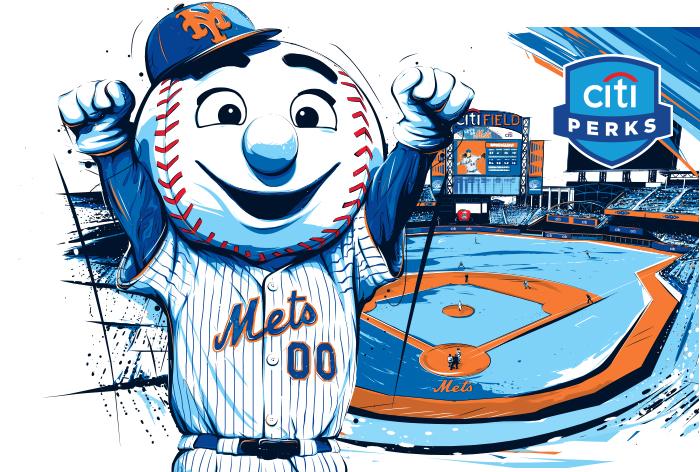 Citi Prepaid Limited Brands >> Citi Perks New York Mets